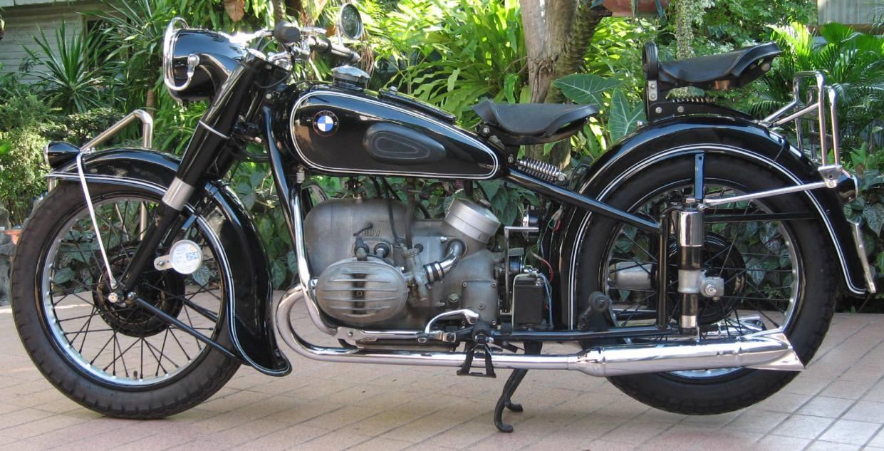 Bmw R 67 2 Specs 1952 1953 1954 Autoevolution