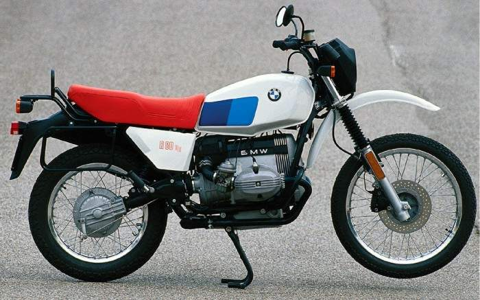 bmw r 80 g s specs 1980 1981 autoevolution. Black Bedroom Furniture Sets. Home Design Ideas
