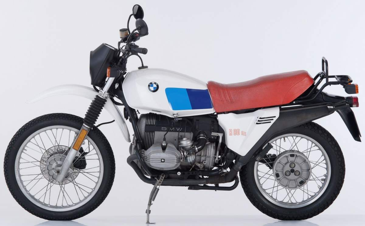 bmw r 80 g s specs 1982 1983 autoevolution. Black Bedroom Furniture Sets. Home Design Ideas