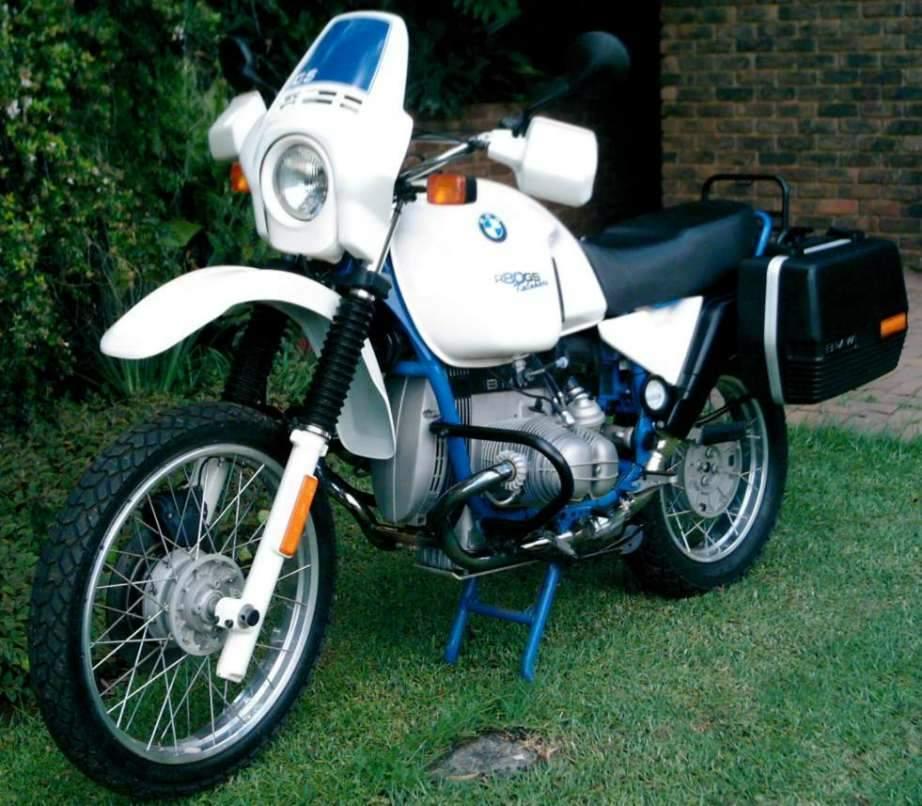 BMW R 80 GS Kalahari