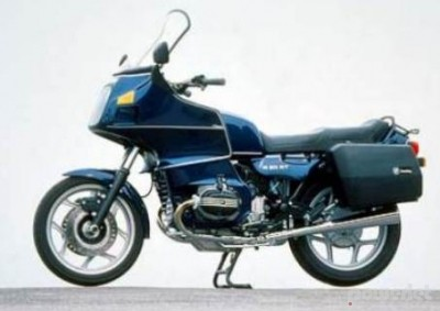Bmw R 80 Rt Specs 1983 1984 Autoevolution