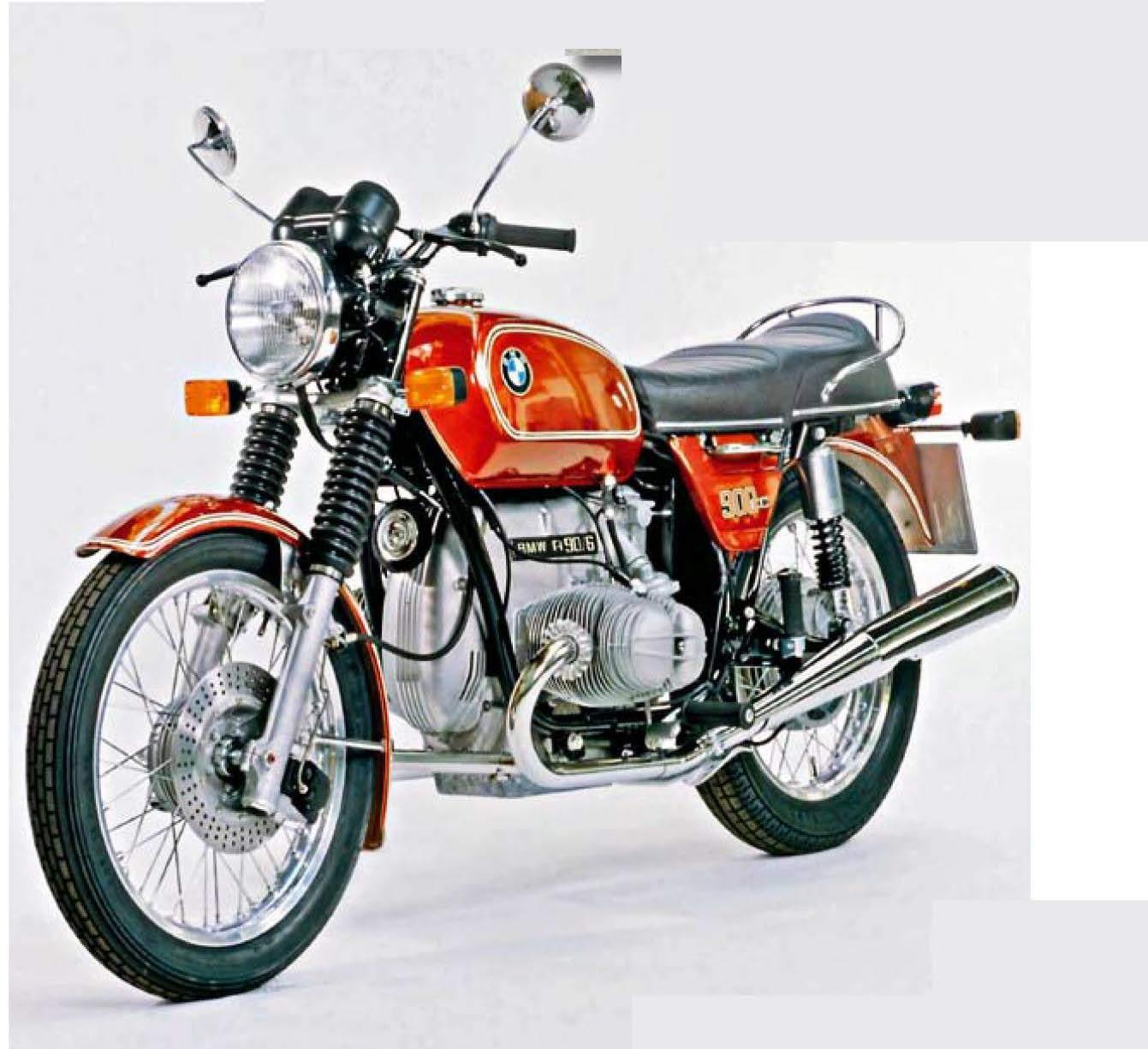 Bmwr: 1973, 1974, 1975, 1976