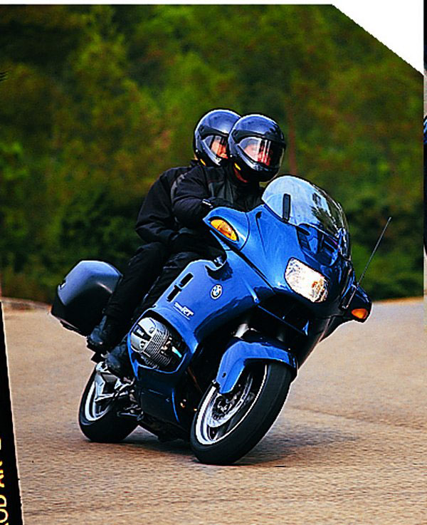 BMW R 1100 RT specs - 2000, 2001 - autoevolution