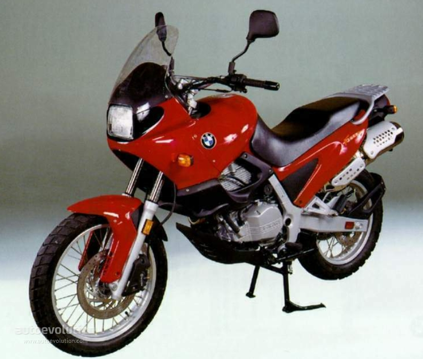 Bmw F 650 Funduro Specs 1993 1994 Autoevolution