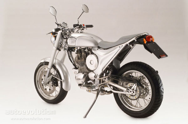 Review of Borile B 500 CR 2001: pictures, live photos