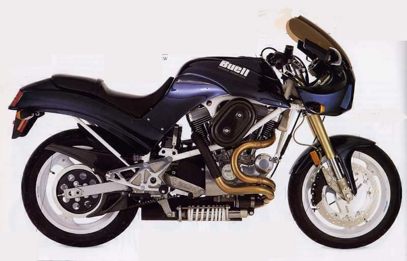 Buell S2 Thunderbolt 1993 1994 Autoevolution