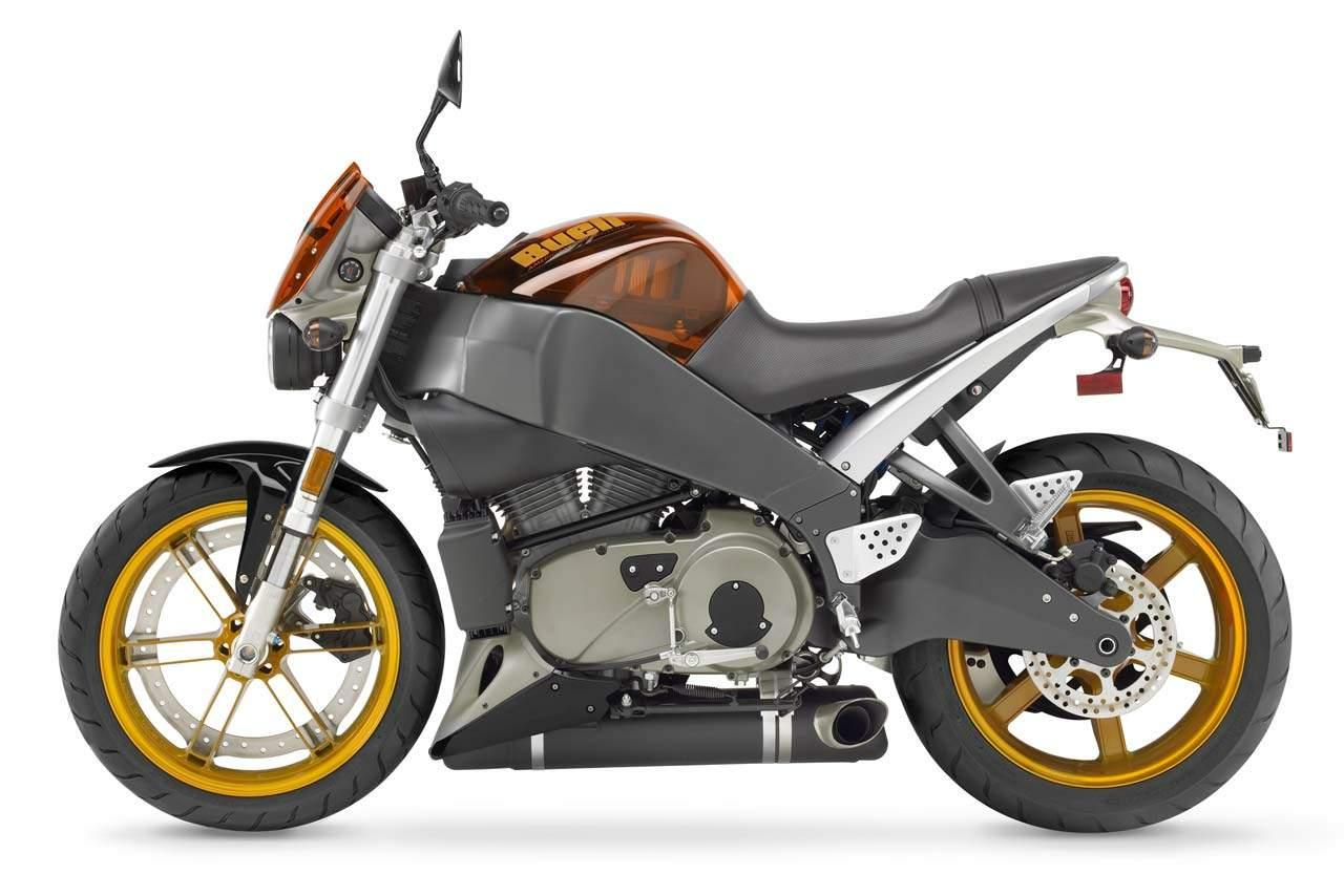 2008 Buell Lightning XB12S - Moto.ZombDrive.COM