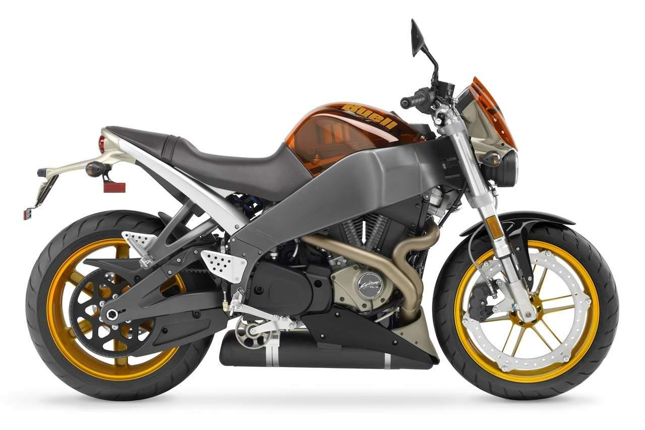 2005 Buell Lightning XB12S - Moto.ZombDrive.COM