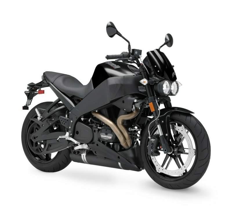 2009 Buell Lightning XB12Scg - Moto.ZombDrive.COM