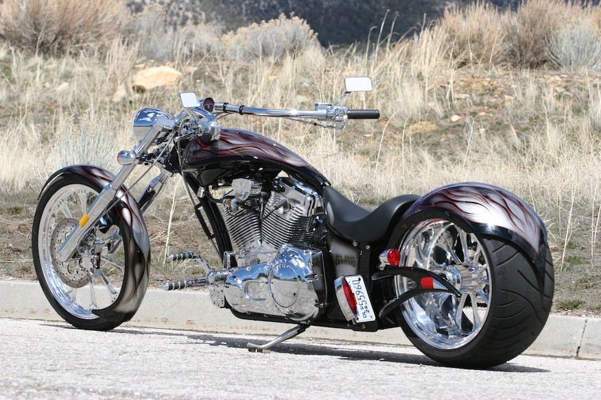 Big Bear Choppers The Sled Prostreet Efi