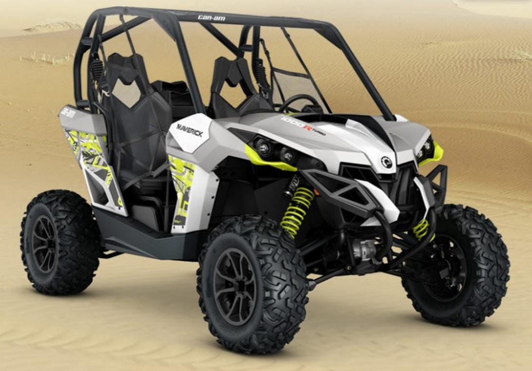 can am brp maverick 1000r turbo specs 2014 2015 autoevolution. Black Bedroom Furniture Sets. Home Design Ideas
