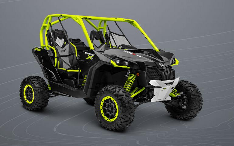 can am brp maverick 1000r x ds turbo specs 2014 2015 autoevolution. Black Bedroom Furniture Sets. Home Design Ideas