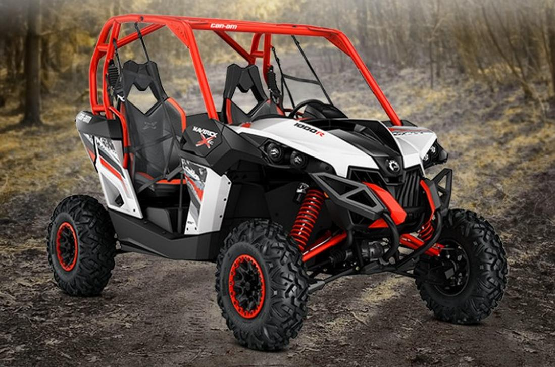 can am brp maverick 1000r x xc specs 2014 2015 autoevolution. Black Bedroom Furniture Sets. Home Design Ideas