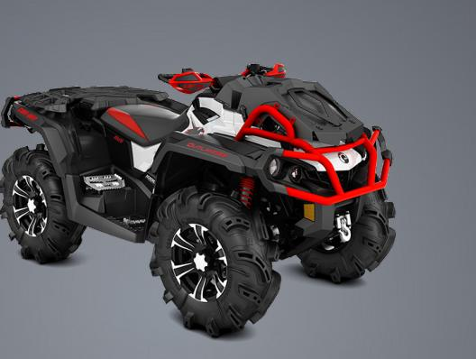 How To Get Car Out Of Mud >> CAN-AM/ BRP Outlander 1000R X mr specs - 2014, 2015 - autoevolution