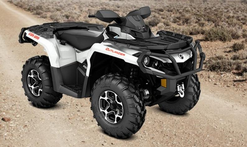 Can Am Outlander 2018 >> CAN-AM/ BRP Outlander 850 XT specs - 2014, 2015 - autoevolution