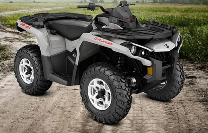 can am brp outlander 650 dps specs 2014 2015. Black Bedroom Furniture Sets. Home Design Ideas