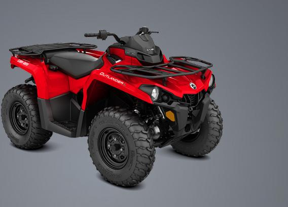 Can Am Brp Outlander L 570 Specs 2014 2015 Autoevolution