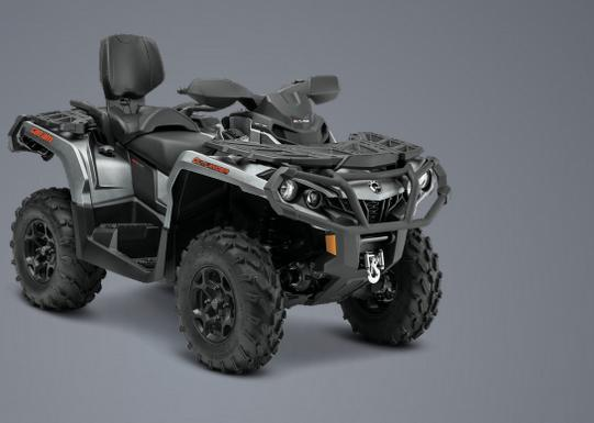 Can Am Outlander Max 2018 >> CAN-AM/ BRP Outlander MAX 570 XT specs - 2014, 2015 - autoevolution