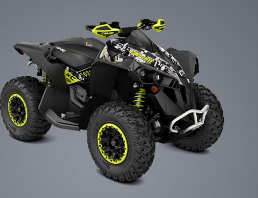 Can Am Brp Renegade 1000r X Xc Specs 2014 2015