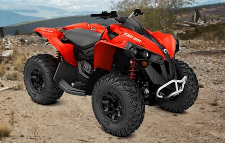 Can Am Car >> CAN-AM/ BRP Renegade 570 specs - 2014, 2015 - autoevolution