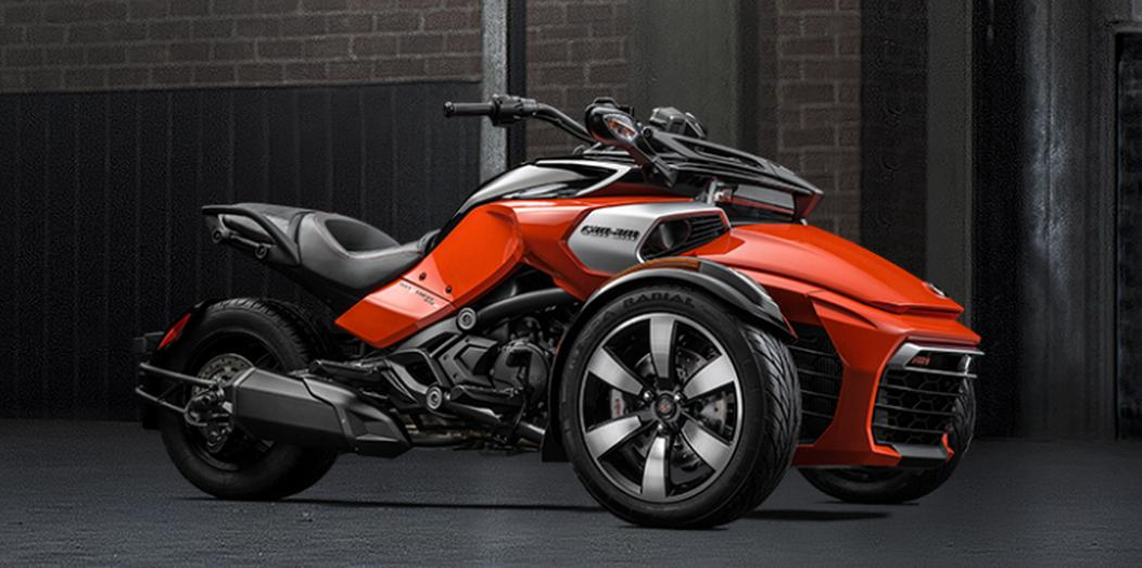Can Am Trike >> CAN-AM/ BRP Spyder F3S - 2014, 2015 - autoevolution