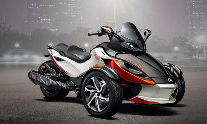 Can Am Brp Spyder Rs S Specs 2014 2015 Autoevolution