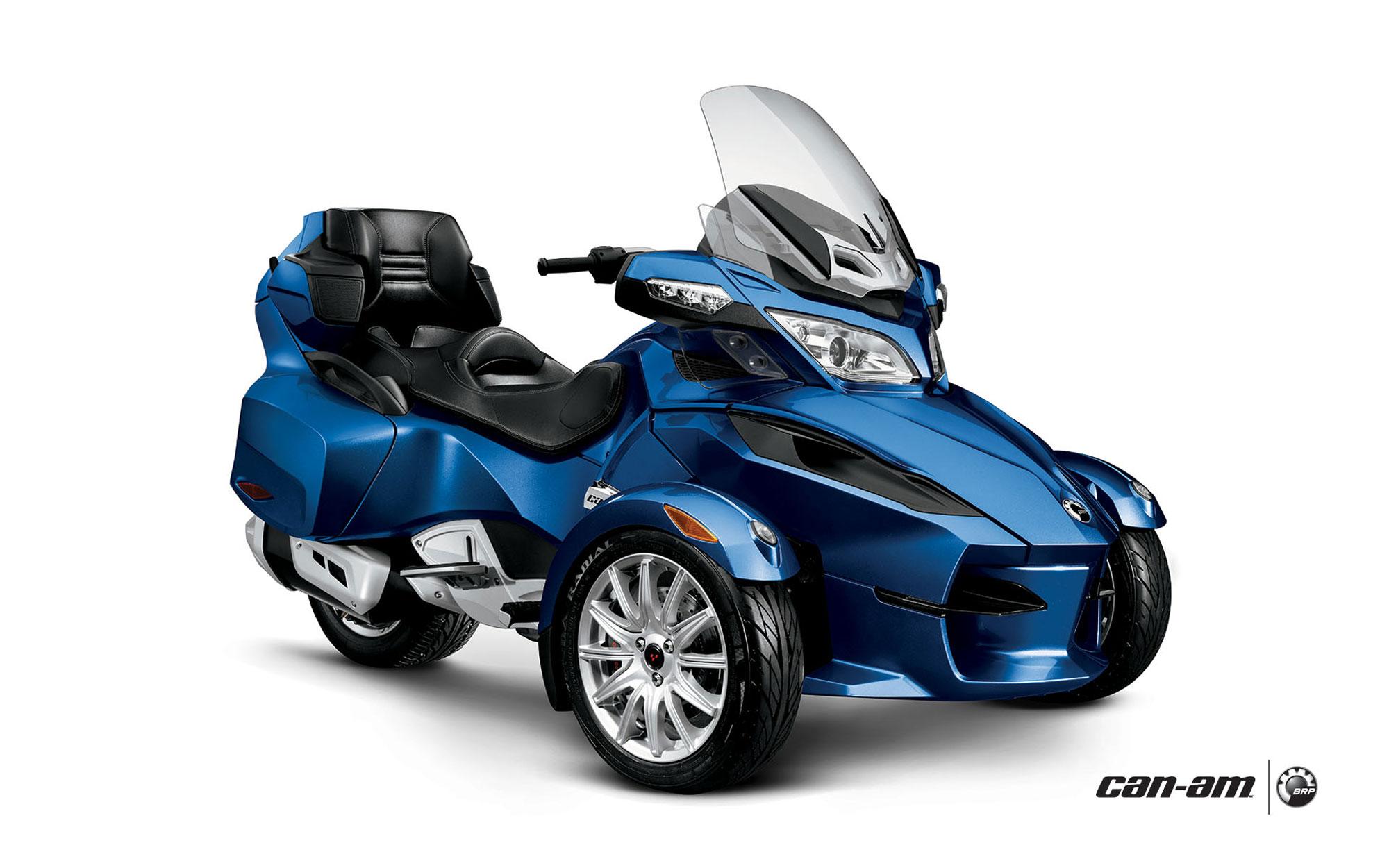 Can Am Brp Spyder Rt Specs 2012 2013 Autoevolution