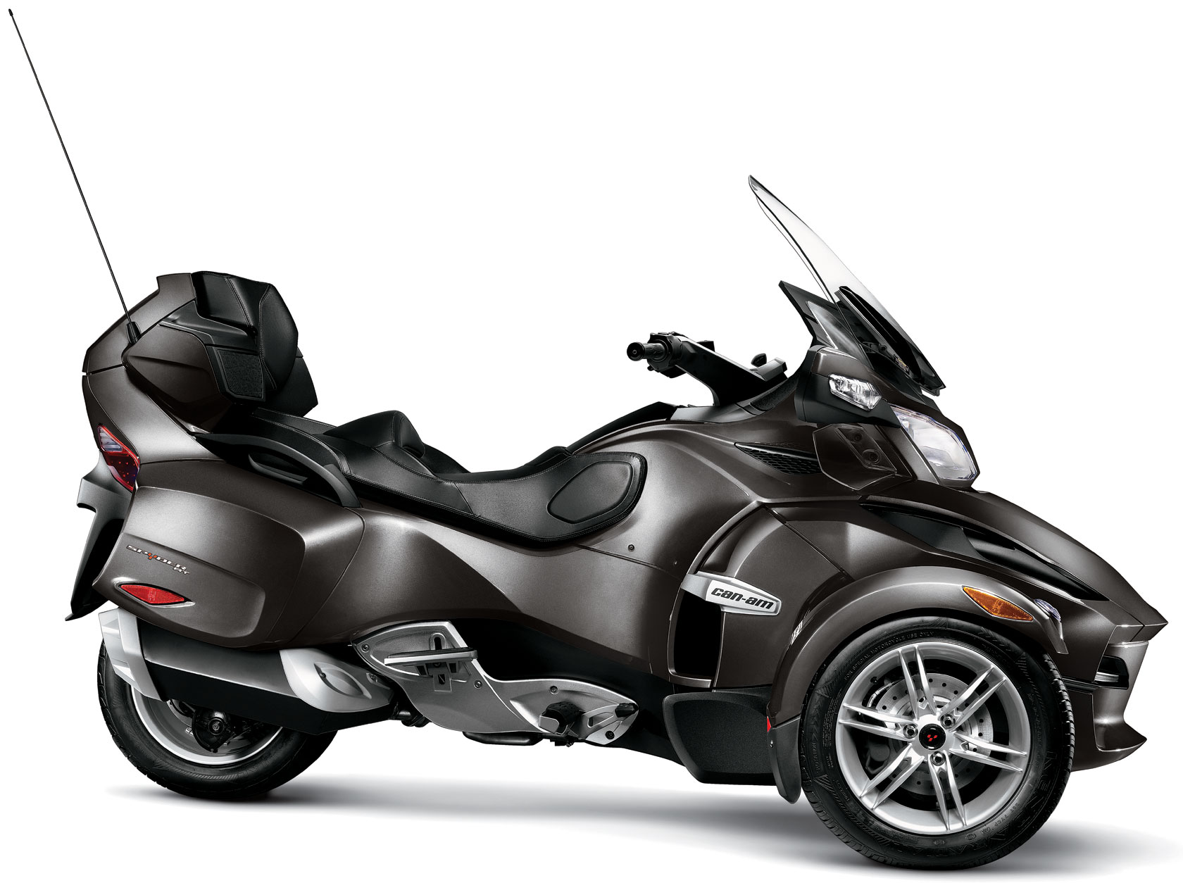 CAN-AM/ BRP Spyder RT Audio and Convenience specs - 2009