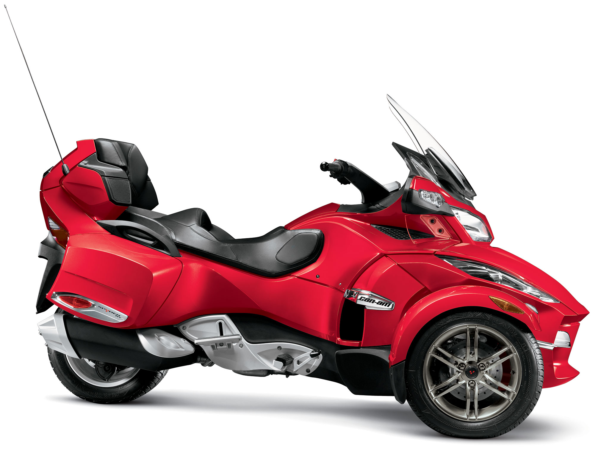 Can Am Brp Spyder Rt S Specs 2011 2012 Autoevolution