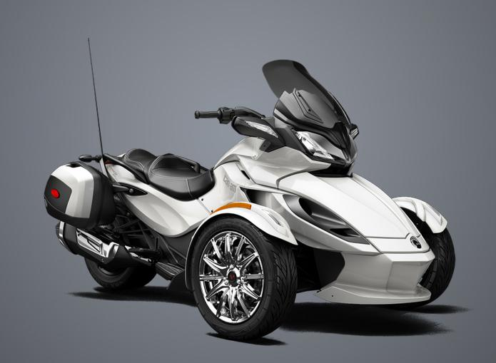 CAN-AM/ BRP Spyder ST Limited - 2014, 2015 - autoevolution