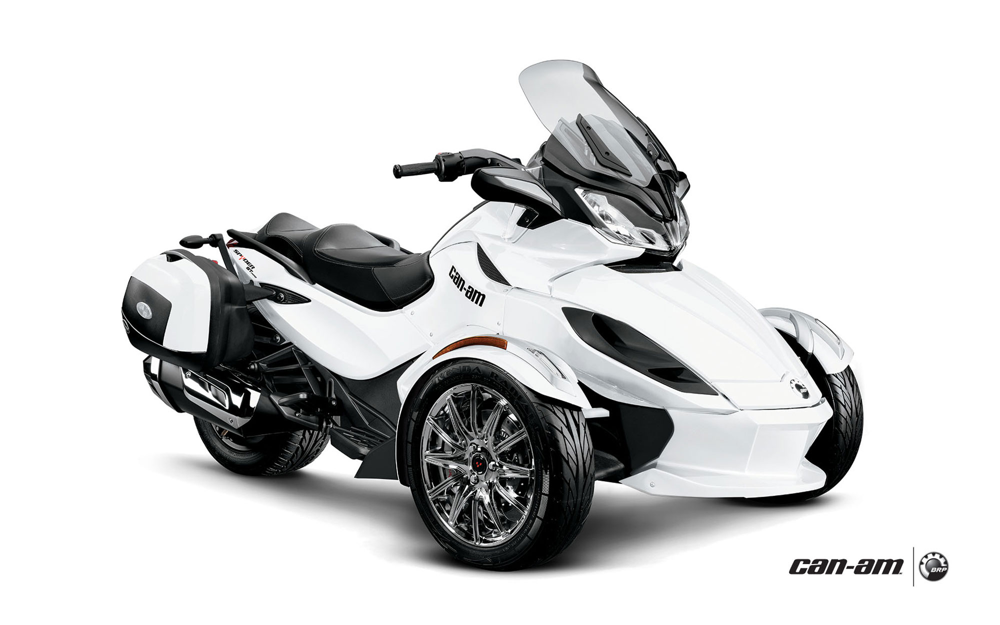 can am brp spyder st limited specs 2012 2013 autoevolution. Black Bedroom Furniture Sets. Home Design Ideas
