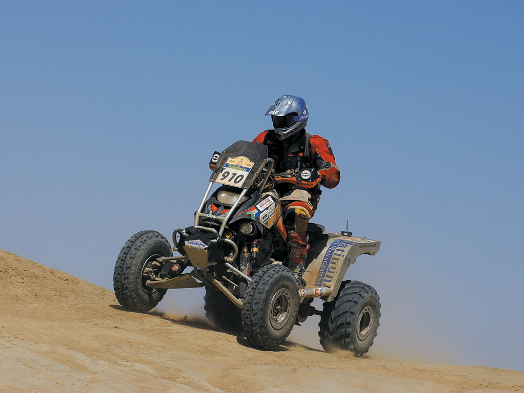 ... CAN-AM/ BRP Bombardier DS650 X (2004 - 2006) ...