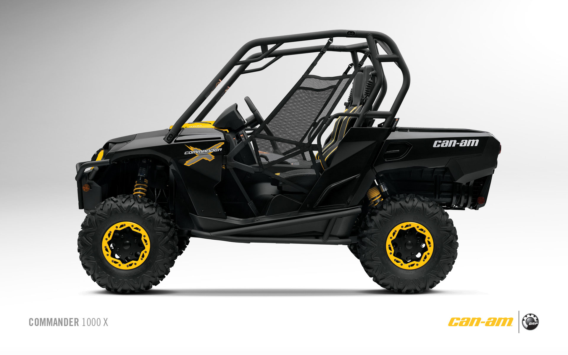 can-am/ brp commander 1000 x (2011 - 2012)