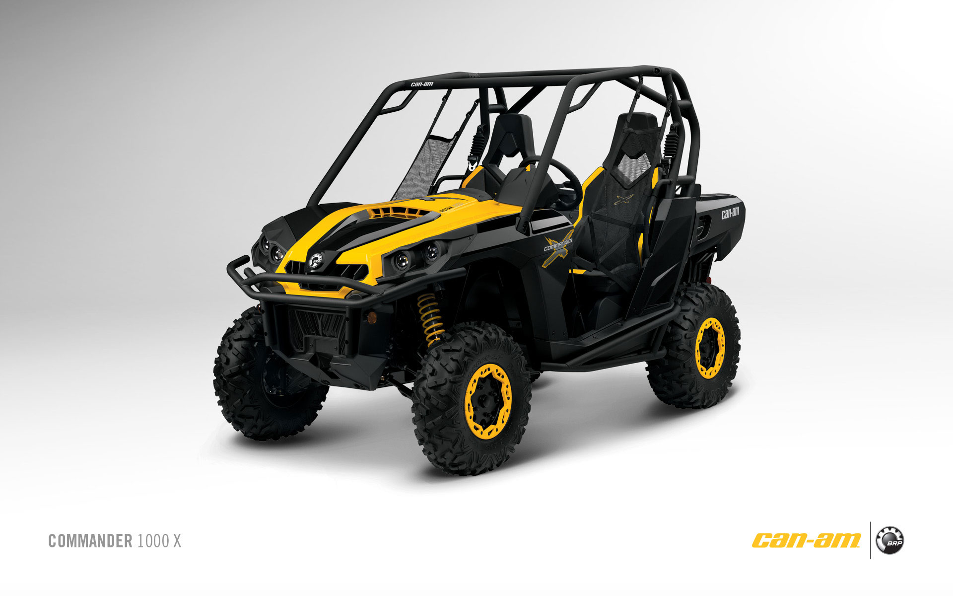 Used 2012 Can-Am Commander™ 1000 XT Utility Vehicles in