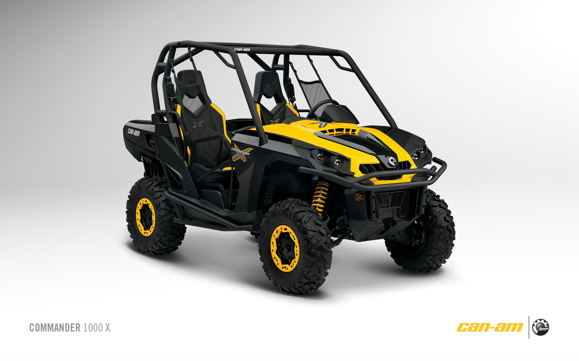 can am brp commander 1000 x specs 2011 2012 autoevolution. Black Bedroom Furniture Sets. Home Design Ideas