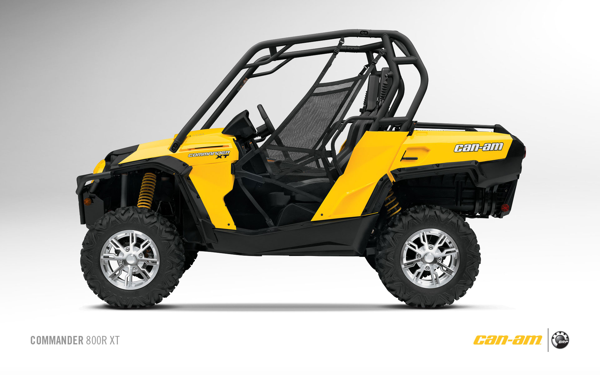 CAN-AM/ BRP Commander 800R XT specs - 2011, 2012 - autoevolution