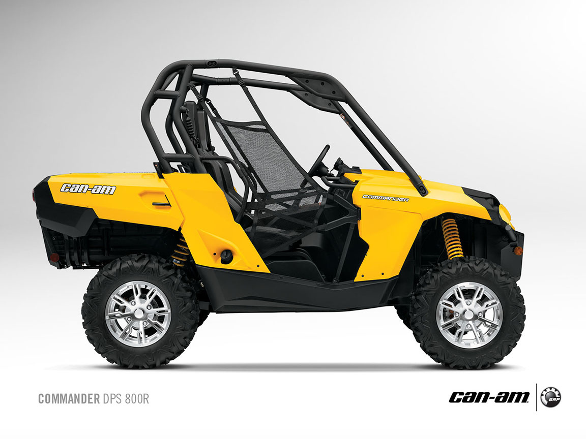 can am brp commander dps 800r specs 2012 2013 autoevolution. Black Bedroom Furniture Sets. Home Design Ideas