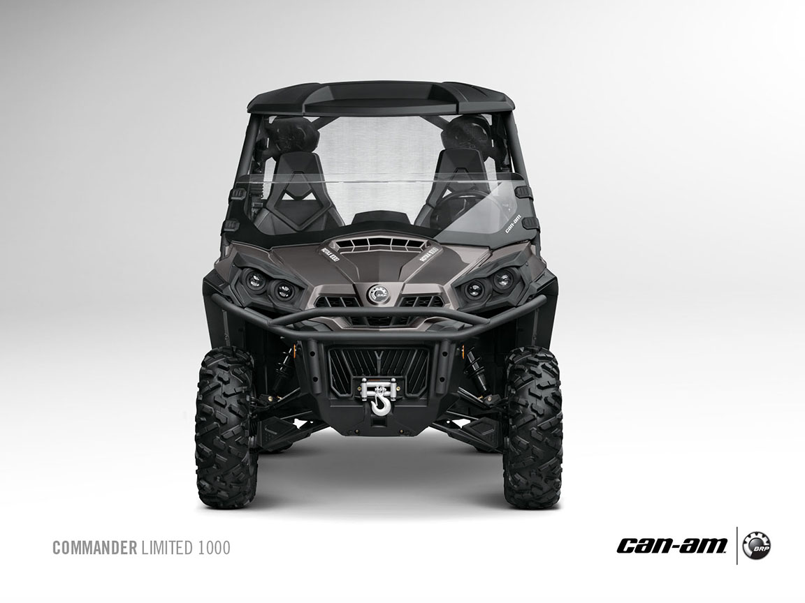 CAN-AM/ BRP Commander Limited 1000 specs - 2012, 2013 ...
