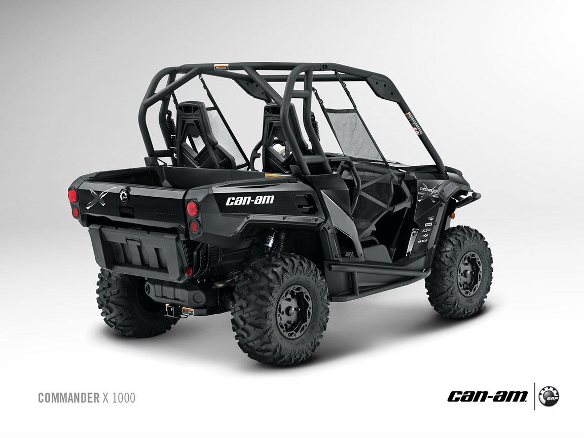CAN-AM/ BRP Commander X 1000 specs - 2012, 2013 ...