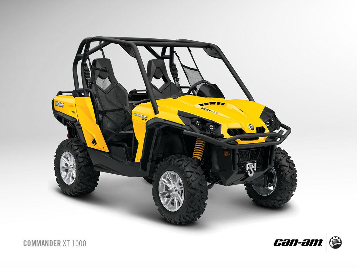 CAN-AM/ BRP Commander 1000 XT - 2011, 2012 - autoevolution
