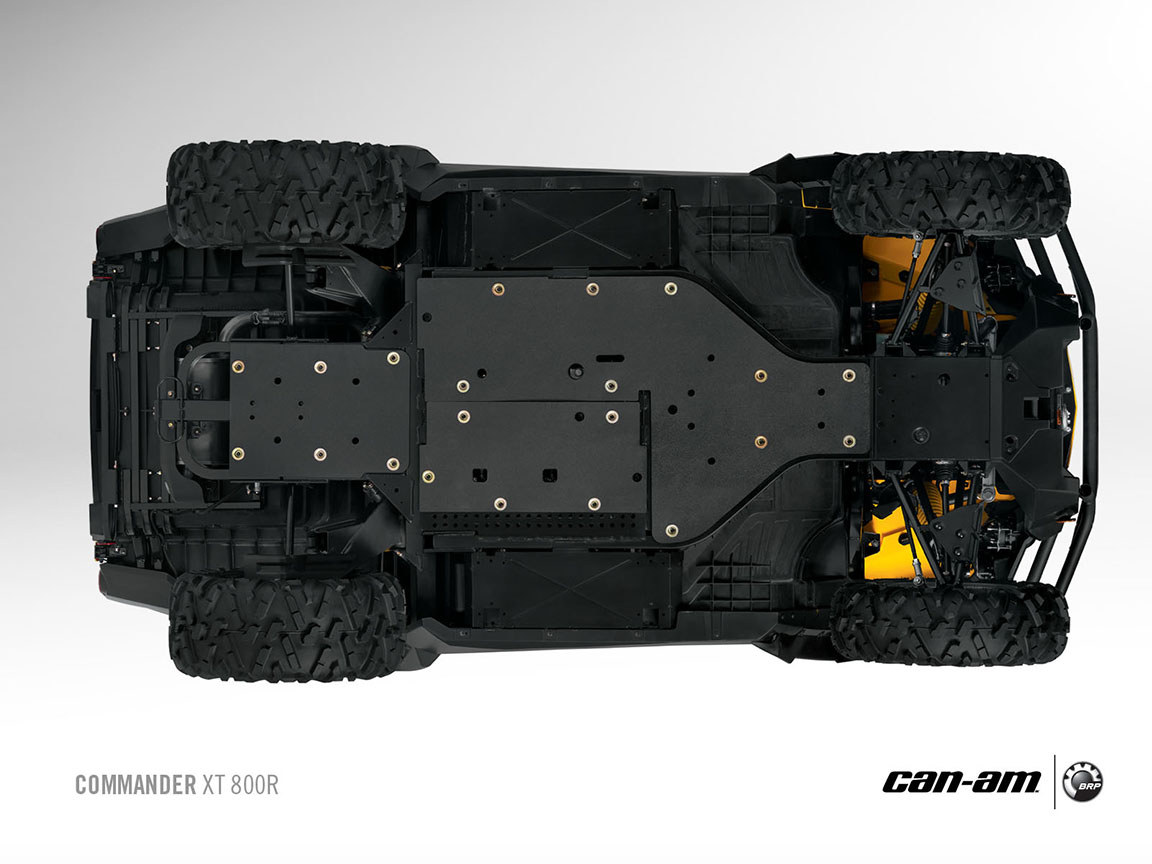 CAN-AM/ BRP Commander XT 800R specs - 2012, 2013 - autoevolution