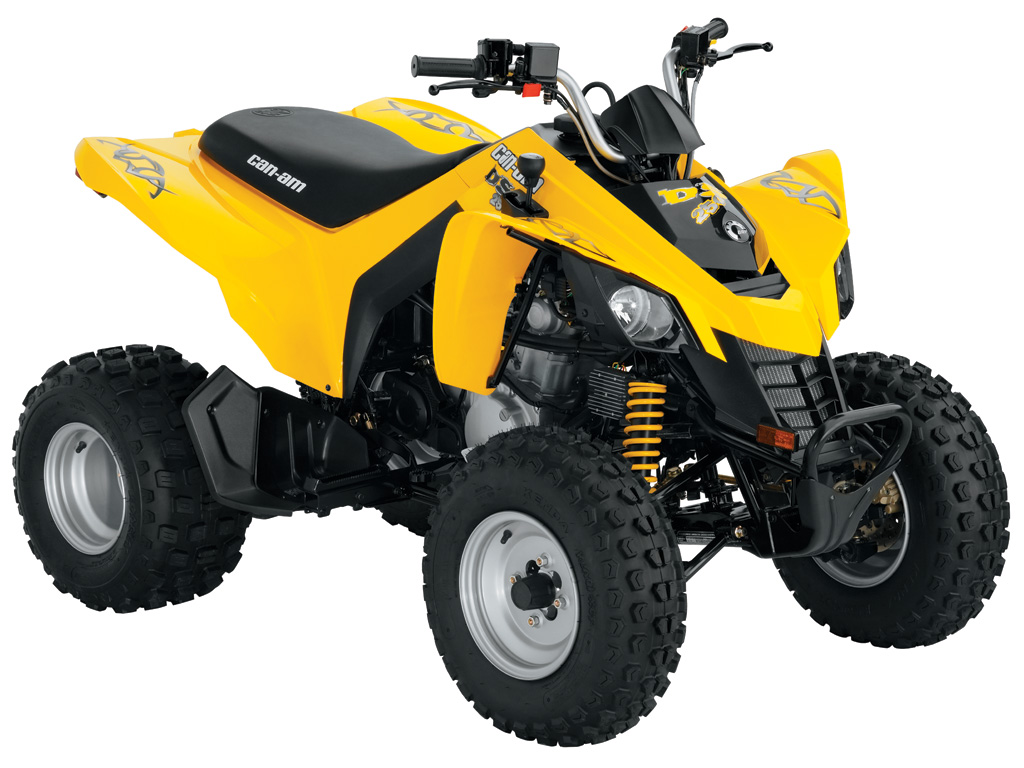 Can Am Brp Ds 250 Specs 2007 2008 Autoevolution