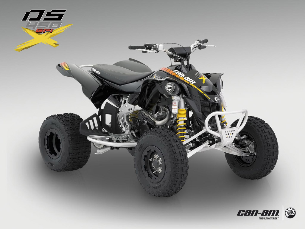Can Am Ds 450 >> Can Am Brp Ds 450 Efi X Specs 2007 2008 Autoevolution