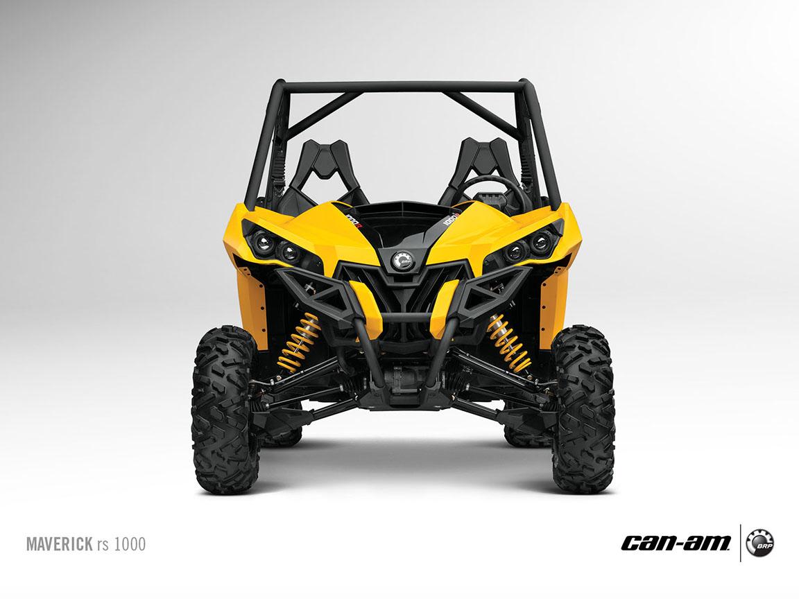 Can Am Brp Maverick Rs 1000 Specs 2012 2013