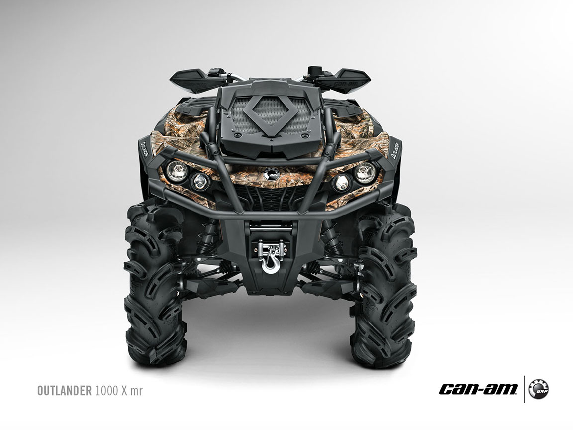 Can Am Brp Outlander 1000 X Mr Specs 2012 2013