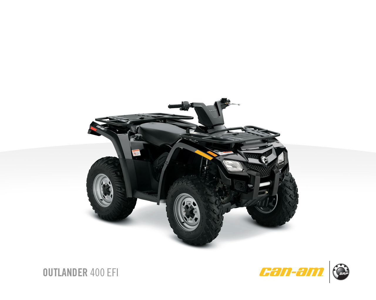 Can-am   Brp Outlander 400 Specs - 2010  2011
