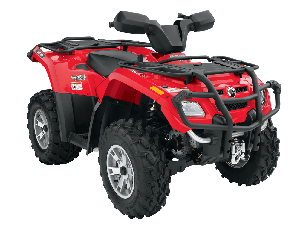 ... 2009 Can Am Outlander 650 Service Manual