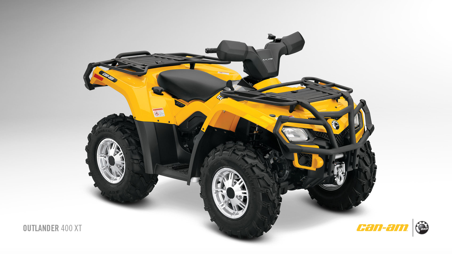 Can-am   Brp Outlander 400 Xt Specs