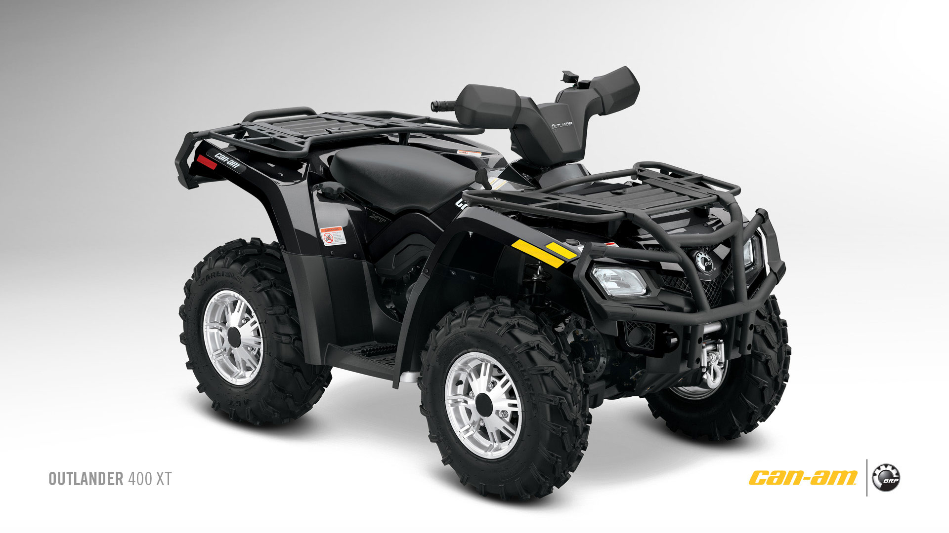 Can Am Brp Outlander 400 Xt Specs 2010 2011