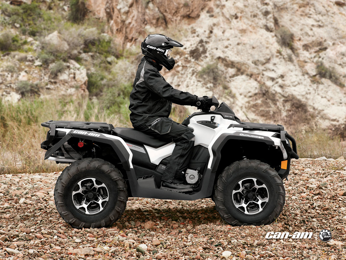 Can Am Outlander Max 2018 >> CAN-AM/ BRP Outlander MAX 1000 Limited specs - 2012, 2013 - autoevolution